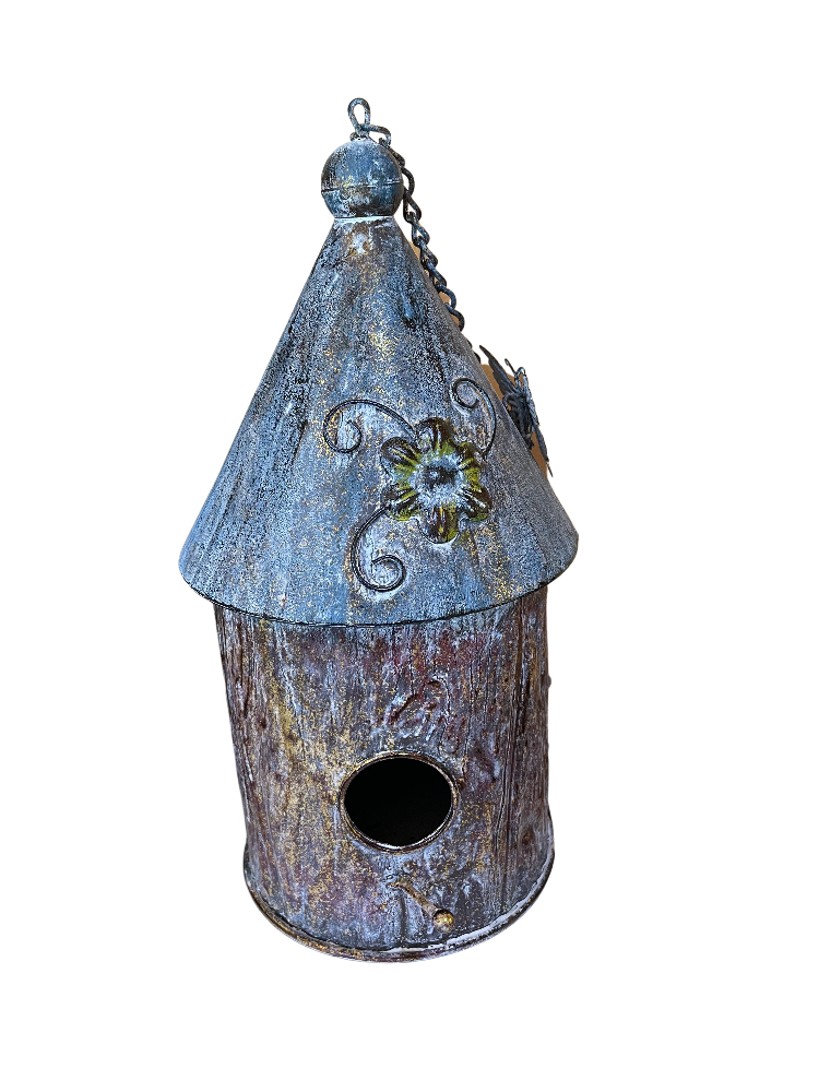 Bird House Cylindrical