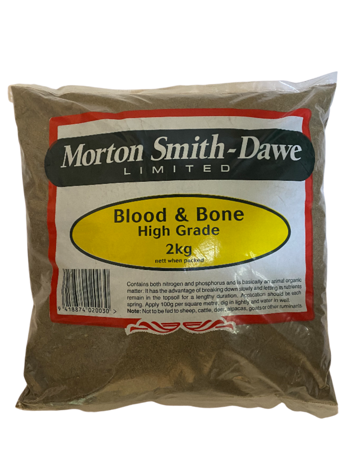 Blood & Bone High Grade 2kg