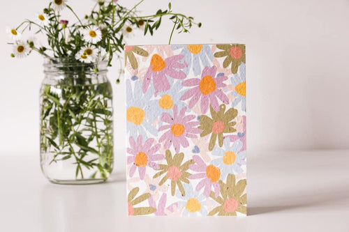 Little Garden Blooming Mini Card