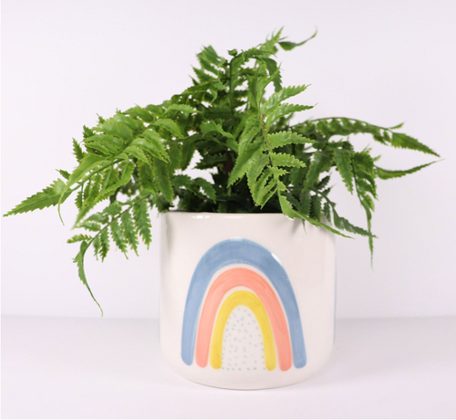 Ayla Planter Colourful Medium