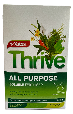 Thrive Soluble Plant Foods