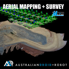 Aerial Mapping + Survey