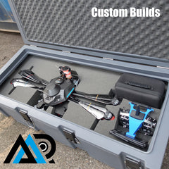 Custom Shop: Robotics and Drone Design and Manufacturing Service