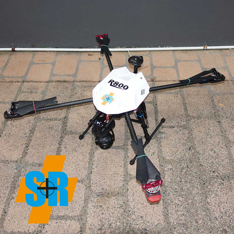 R800 Video Surveilance Package