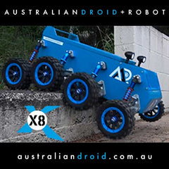 Explora X8 Rover Kit