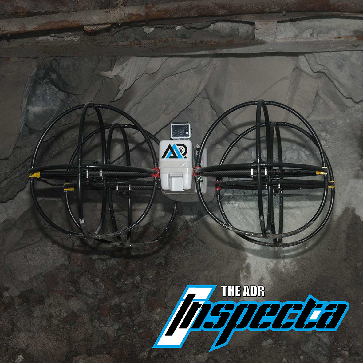 Inspecta Mine Inspection Drone Package