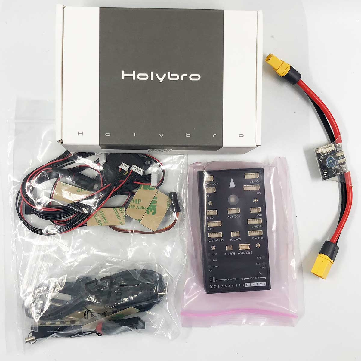 Holybro Pix32 Pixhawk with 10S Power Module