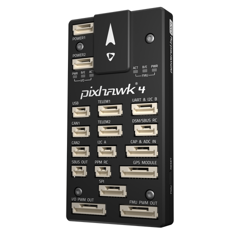 Holybro Pixhawk 4 with M8N GPS and Power Module PM02 V3