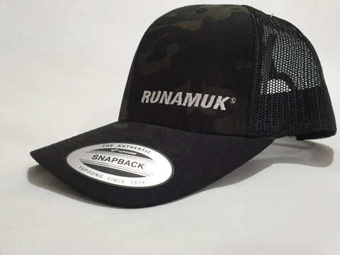 Trucker Cap- Multicam