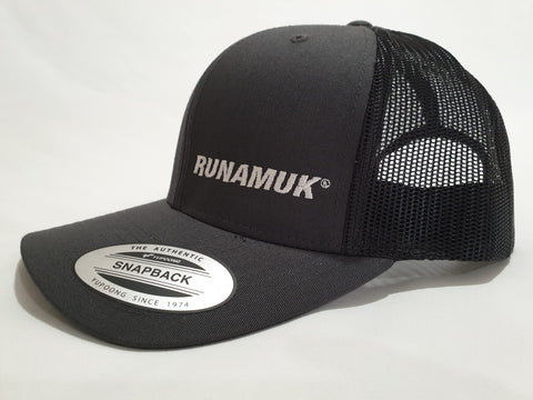 Trucker Cap- Grey