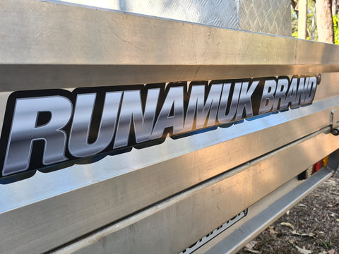 Runamuk Decal Large