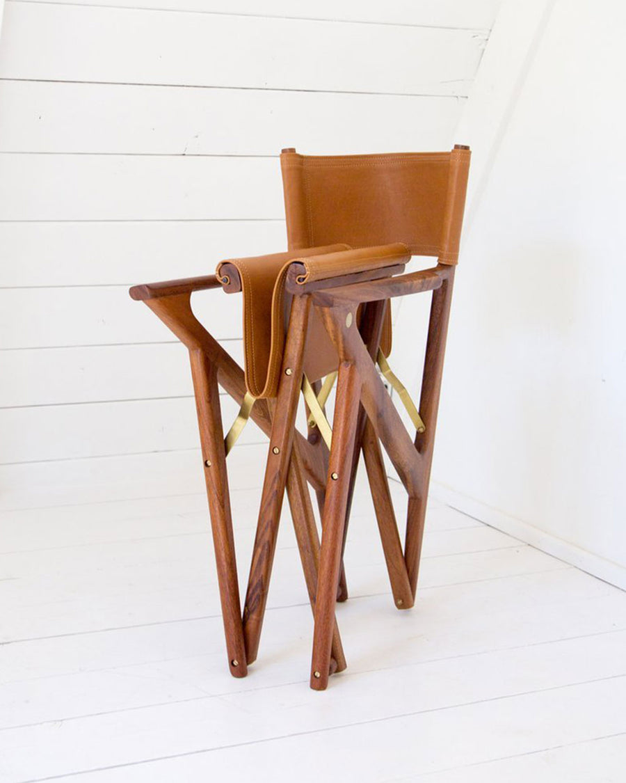 Baker's Modern Safari Chair