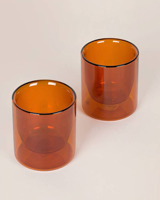Double-Wall Glass Set 6oz