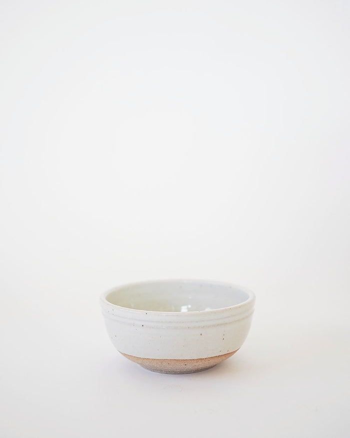 Hand-thrown Salt Bowl