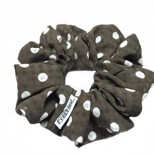 Cookies & Cream Scrunchie