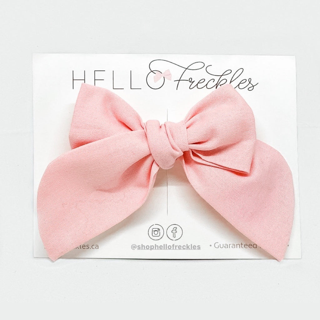 Sailor Bow Blush