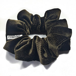 Chocolate velvet Scrunchie