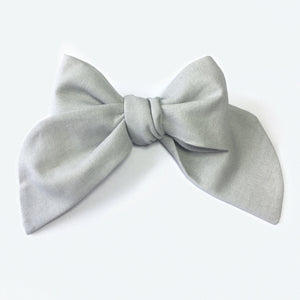 Sailor Bow Silver