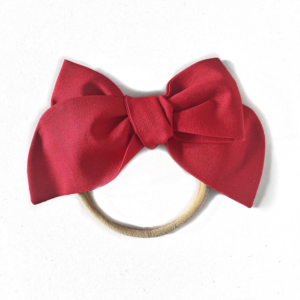 Sailor Bow Red Cherry