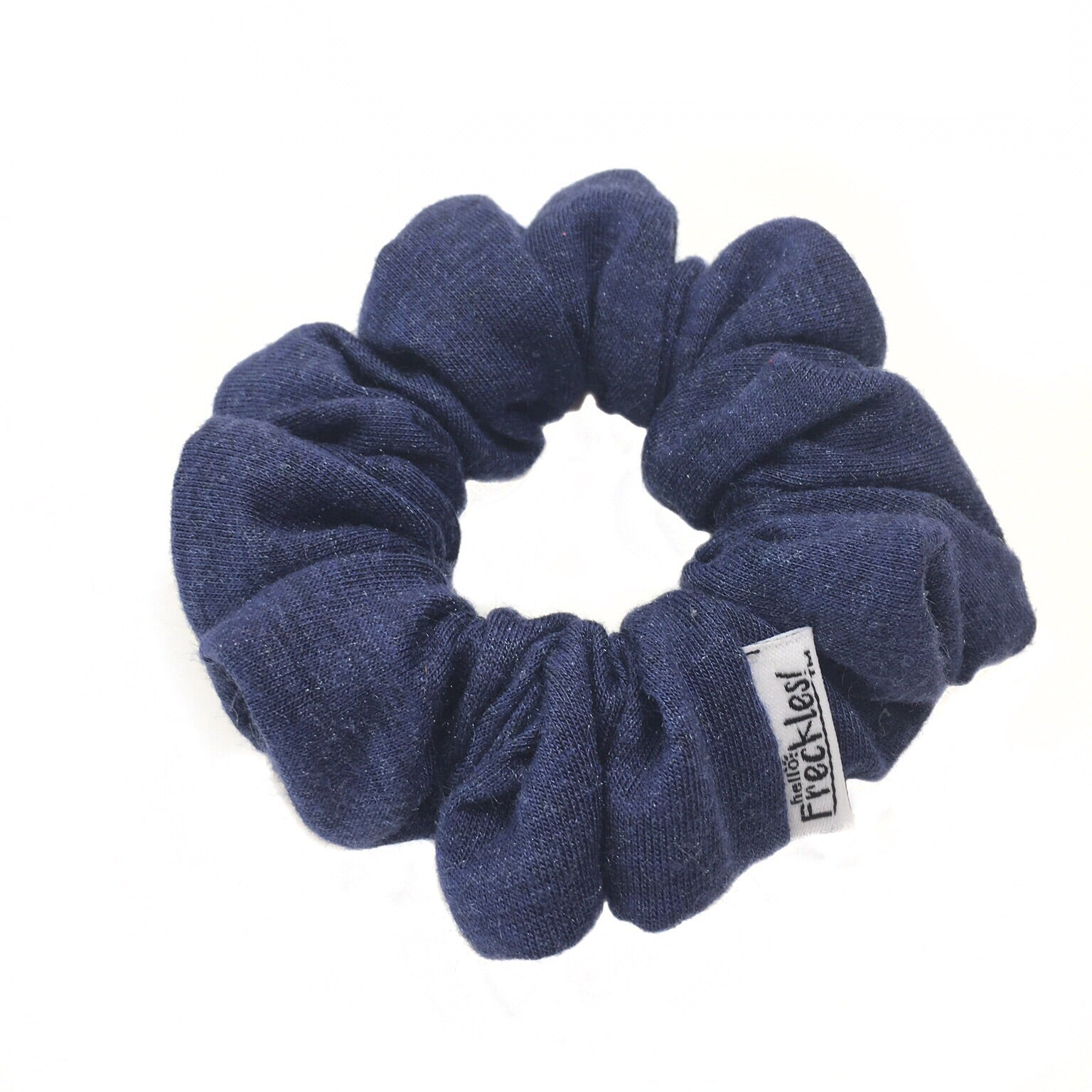 Ink Blue Sport Scrunchie