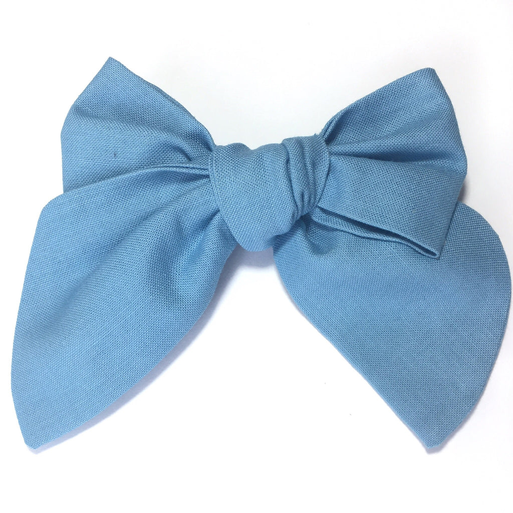 Sailor Bow Blue Heavens