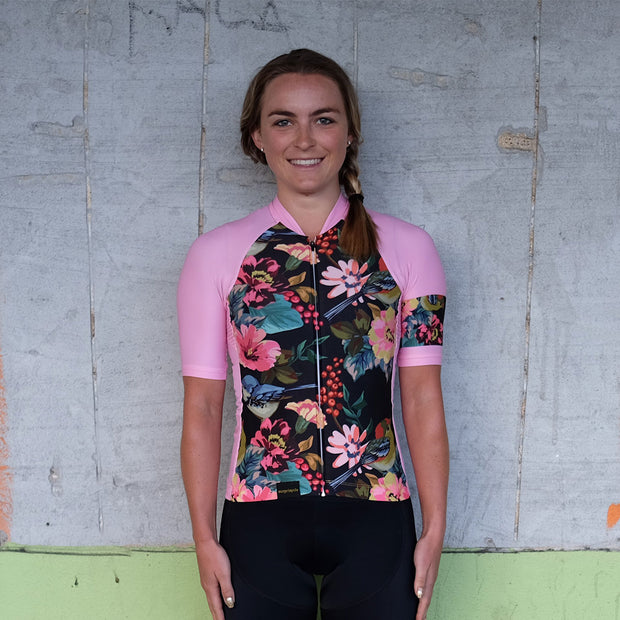 Women's Flower Power Jersey