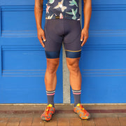 Men's Classic Navy Bib short