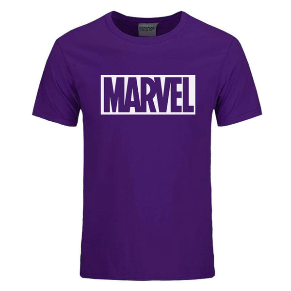 Marvel Short Sleeves T-Shirts