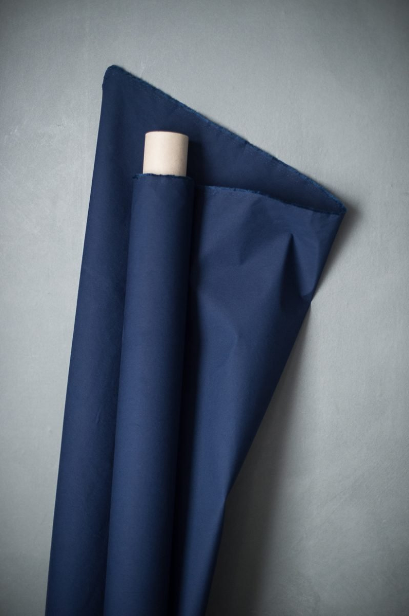 French Navy Dry Oilskin - 1/4 Mtr - NZD $16.50