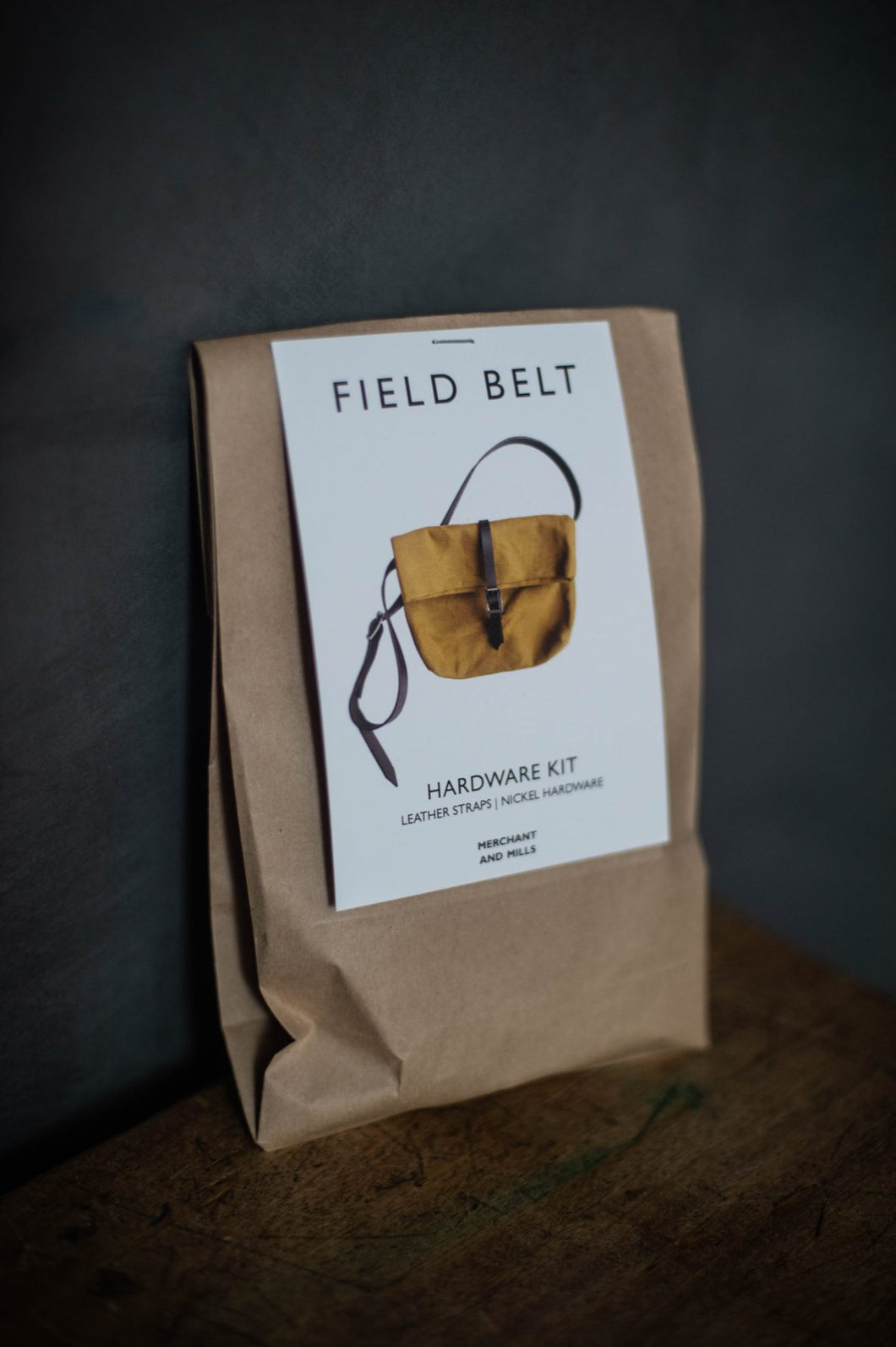Field Belt Bag Hardware Kit