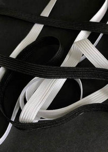 Black Elastic 6mm $0.90 per mtr NZD SOLD OUT