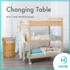 MOOB Baby Multi-Purpose 4-in-1 Changing Table (with Premium Changing Mat included)
