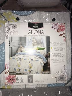 Stylemaster Aloha Fitted Sheet - 1608