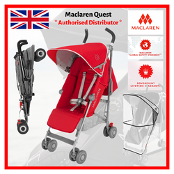Maclaren Quest Stroller *Lifetime Local Warranty*