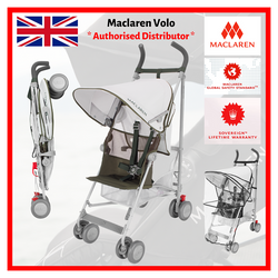 Maclaren Volo Stroller *Lifetime Local Warranty*