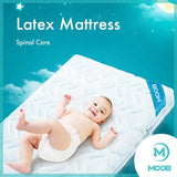 MOOB Baby Spinal Care Latex Mattress