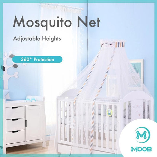 MOOB Baby Adjustable Mosquito Net
