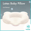 MOOB Baby Anti-Flathead Latex Pillow