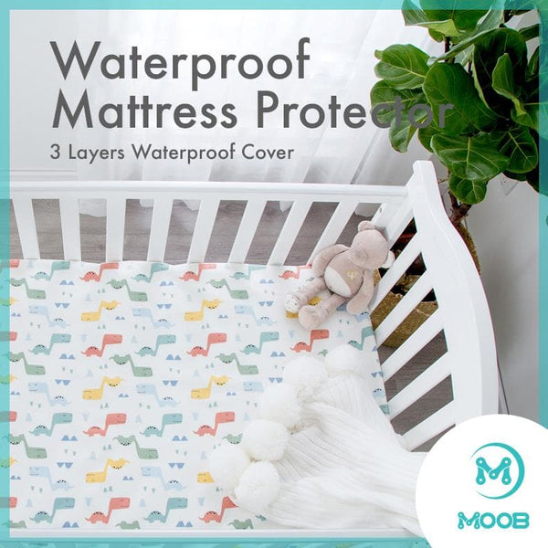 MOOB Baby Waterproof Mattress Protector