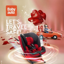 Baby Auto Dupla Fix 0+/1/2/3 All Stage Car Seat
