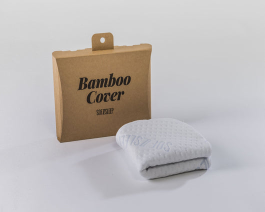 Sofzsleep Bamboo Junior Bolster Cover