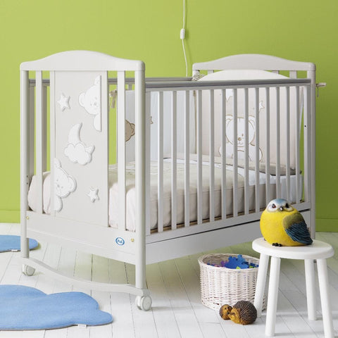 Pali Georgia Baby Cot with Rocker
