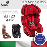 Kiwy SLF123 Q-Fix Car Seat (Made in Italy)