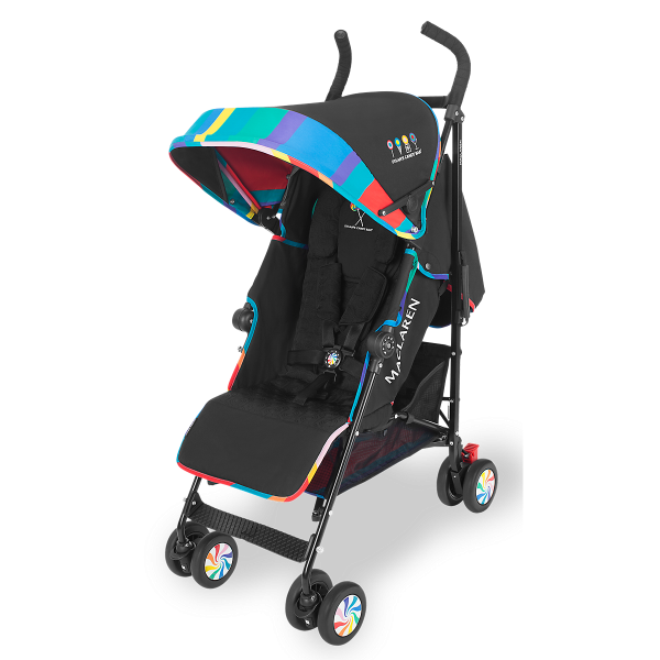 Maclaren Quest Candy Car Stroller (Special Edition) *Lifetime Local Warranty*