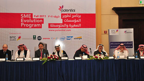 SME Evolution Program Launch - KSA - Saudi Arabia