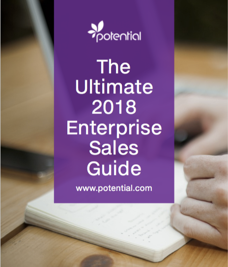 The Ultimate 2018 Enterprise Sales Guide