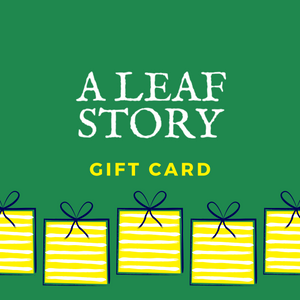 Digital Gift Card - Tea Gift - A Leaf Story