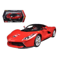 Ferrari Laferrari F70 Red 1/24 Diecast Model Car by Bburago