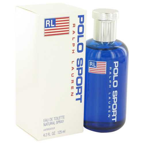 POLO SPORT by Ralph Lauren Eau De Toilette Spray 4.2 oz (Men)