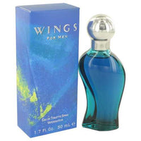 WINGS by Giorgio Beverly Hills Eau De Toilette/ Cologne Spray 1.7 oz (Men)